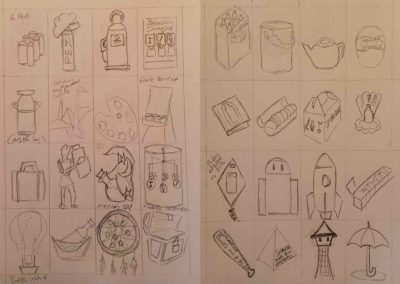 Product concepts for packaging imagination