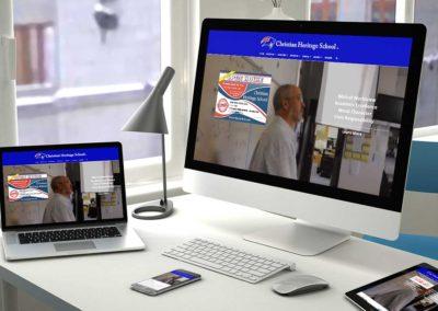 Christian Heritage School – Website