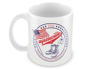 Fayetteville, NC – Mug