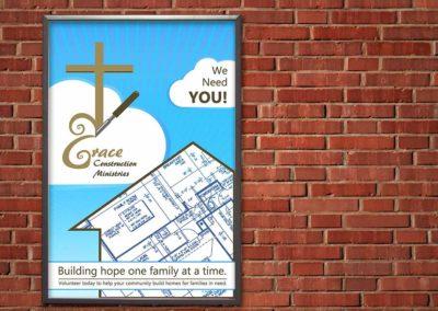 Grace Construction Ministries – Poster