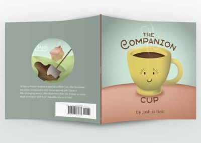 Full cover for The Companion Cup
