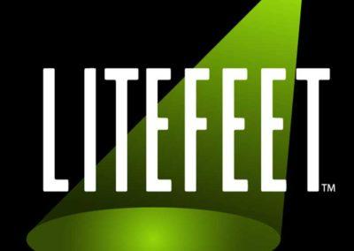 Logo for LiteFeet