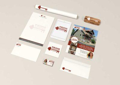 Prime Advantage Realty Group – Branding