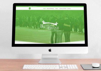 Blessings Under The Bridge – Website