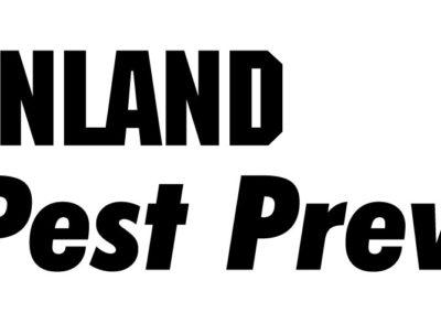 Inland Pest Control Logo - Horizontal Format