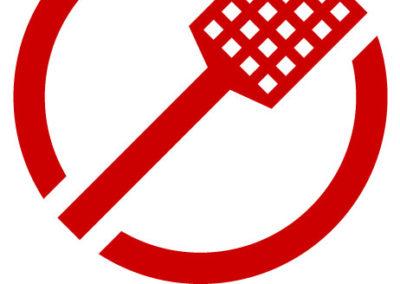 Inland Pest Control Logo - Vertical Format