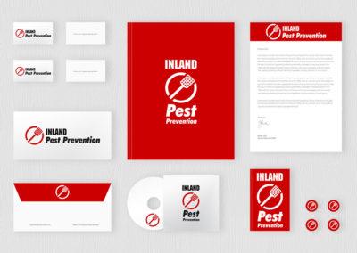Inland Pest Prevention – Branding