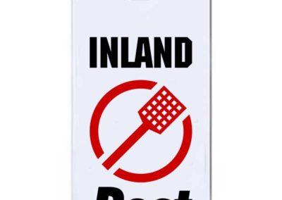 Door Hanger for Inland Pest Control