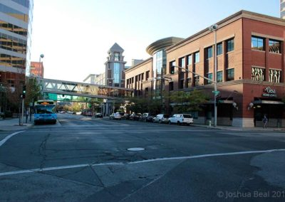 Spokane intersection