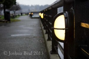 Railing light