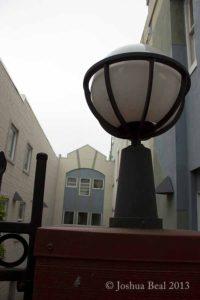 Light for urban alcove