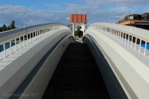 Pier skywalk