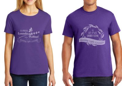 Evening Light Lavender – Shirts