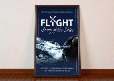 Flight – Poster