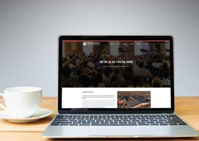 New Horizons Community Church – Website