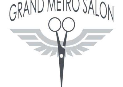Grand Metro Salon Logo