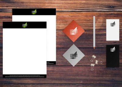 LiteFeet – Branding