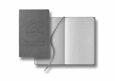 Note pad for New Horizons Community Church