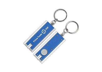 Key chain promo for Prime Trade NW