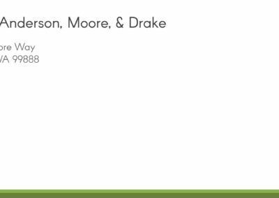 Anderson, Moore, and Drake envelope