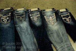 Jean pocket lineup