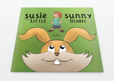 Susie Sunny And Her Little Bunny – Children's Book