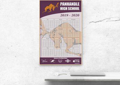 Panhandle High School – Calendar