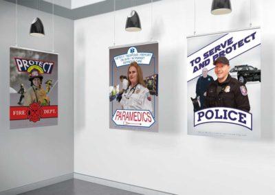 Uniform Services Series – Posters